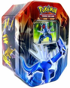 Pokemon Platinum Spring 2009 Collector Tin Set Dialga