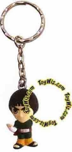 Naruto Accessories Official Keychain Mini 3D Rock Lee
