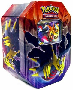 Pokemon Platinum Spring 2009 Collector Tin Set Giratina