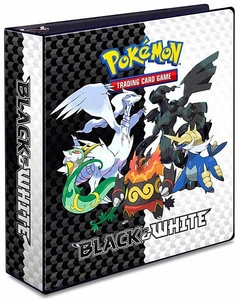 Pokemon Black & White Card Supplies 2 Inch D-Ring Binder Series 5 [Group Cover]