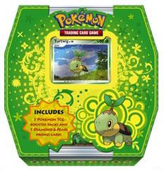Pokemon Trio Box Set Turtwig