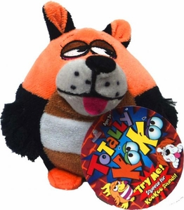 Totally KooKoo Mini Talking Plush Orange & Black Dog
