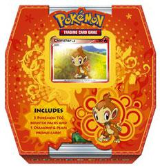 Pokemon Trio Box Set Chimchar