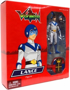 Mattel Voltron Club Lion Force Exclusive Action Figure Lance [Red Lion Pilot]