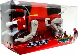 Mattel Voltron Club Lion Force Exclusive Action Figure Red Lion