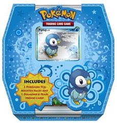 Pokemon Trio Box Set Piplup