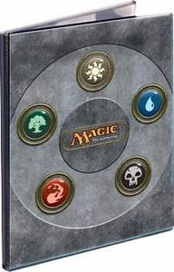 Ultra Pro Magic the Gathering Card Supplies 9-Pocket Portfolio Binder Mana 3