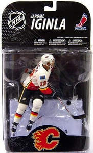 McFarlane Toys NHL Sports Picks Series 20 Action Figure Jarome Iginla (Calgary Flames)