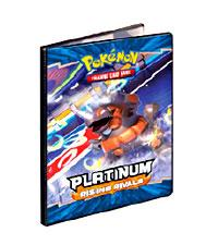 Ultra Pro Pokemon Card Supplies 4-Pocket Binder Platinum II Rising Rivals [Random Cover]