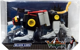 Mattel Voltron Club Lion Force Exclusive Action Figure Black Lion