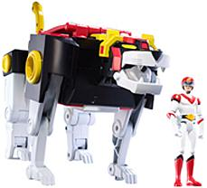 Mattel Voltron Club Lion Force Exclusive Action Figure Black Lion & Keith [Packaged Together in White Collector Box!]