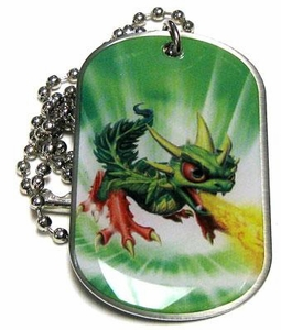 Topps Skylanders Giants LOOSE Dog Tag Camo [17 of 44]