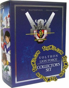 Voltron Defender of the Universe Masterpiece Collection Figure Voltron Lion Force Collector's Set Please Read Disclaimer Before Purchasing!