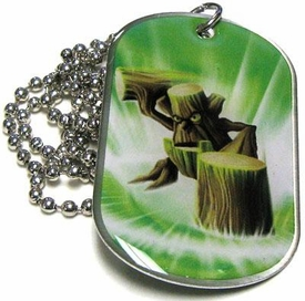 Topps Skylanders Giants LOOSE Dog Tag Stump Smash [18 of 44]