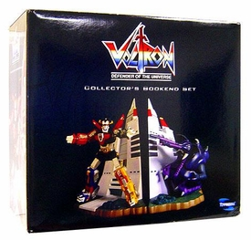 Voltron Defender of the Universe Lion Force Bookends Only 1,000 Made!