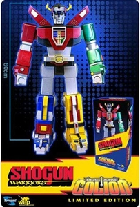 Toynami Shogun Warriors 24 Inch Deluxe Figure Beast King GoLion [Voltron] Only 500 Made!