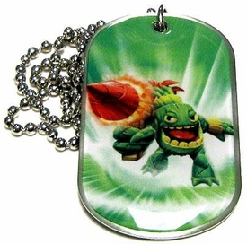 Topps Skylanders Giants LOOSE Dog Tag Zook [19 of 44]