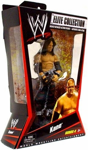 Mattel WWE Wrestling Elite Series 4 Action Figure Kane