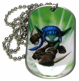 Topps Skylanders Giants LOOSE Dog Tag Stealth Elf [20 of 44]