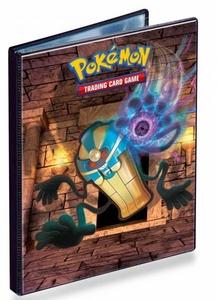 Ultra Pro Pokemon Black & White Card Supplies 4-Pocket Binder Dark Explorers