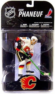 McFarlane Toys NHL Sports Picks Series 20 Action Figure Dion Phaneuf (Calgary Flames)