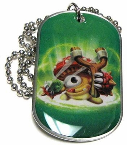 Topps Skylanders Giants LOOSE Dog Tag Shroomboom [21 of 44]