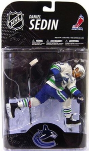 McFarlane Toys NHL Sports Picks Series 20 Action Figure Daniel Sedin (Vancouver Canucks)