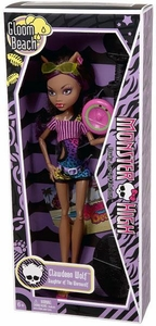 Monster High Gloom Beach Basic Doll Clawdeen Wolf