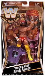 Mattel WWE Wrestling Legends Series 5 Action Figure Macho Man Randy Savage