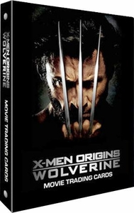 Card Supplies Trading Card Binder Album X-Men Origins Wolverine