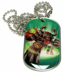 Topps Skylanders Giants LOOSE Dog Tag Tree Rex [22 of 44]