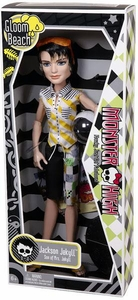 Monster High Gloom Beach Basic Doll Jackson Jekyll