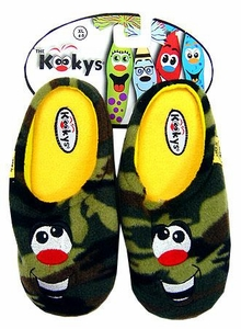 The Kookys Krew 15 Pair of Slippers Ace [Extra Large]