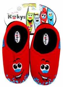 The Kookys Krew 15 Pair of Slippers Dripp [Extra Large]