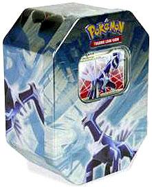 Pokemon Diamond & Pearl 2008 Tin Set Dialga with Dialga LV.X Foil Card