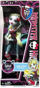 Monster High Dance Class Basic Doll Lagoona Blue [Classical Ballet]