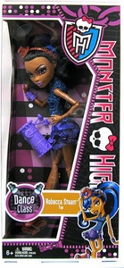 Monster High Dance Class Basic Doll Robecca Steam [Tap]