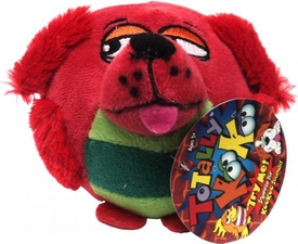 Totally KooKoo Mini Talking Plush Red Dog