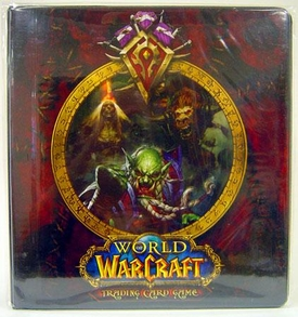 Ultra Pro World of Warcraft WoW Card Supplies 2 Inch D-Ring Card Binder Horde