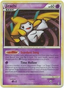 Pokemon Call of Legends Single Card Rare Holo #11 Jirachi