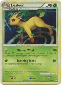 Pokemon Call of Legends Single Card Rare Holo #13 Leafeon