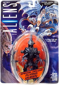 Aliens Kenner Vintage 1992 Deluxe Action Figure Flying Alien Queen [Grabbing Claw & Flapping Wings]