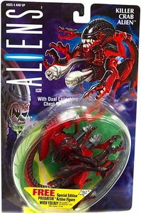 Aliens Kenner Vintage 1992 Action Figure Killer Crab Alien [Dual Launcher Chest Bursters]