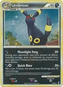 Pokemon Call of Legends Single Card Rare Holo #22 Umbreon