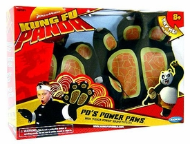 Kung Fu Panda Movie Roleplay Toy Po's Power Paws