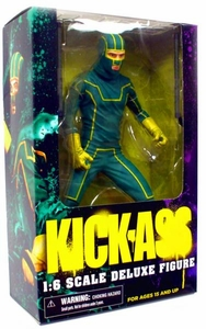 Kick-Ass Mezco Toyz 1:6 Scale Deluxe Action Figure Kick-Ass [Includes Billy Clubs]