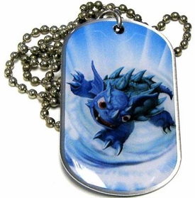 Topps Skylanders Giants LOOSE Dog Tag Warnado [26 of 44]