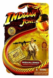 Indiana Jones Movie Hasbro Series 2 Action Figure Indiana Jones [with RPG] [Kingdom of the Crystal Skull] BLOWOUT SALE!