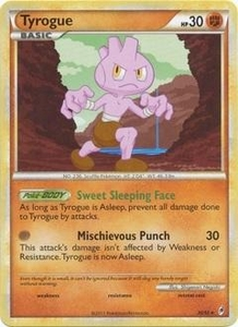 Pokemon Call of Legends Single Card Rare #36 Tyrogue