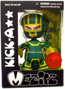Mezco Toyz Kick-Ass 2010 SDCC San Diego Comic-Con Exclusive Mez-Itz Vinyl Figure Kick-Ass